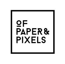 of paper & pixels
