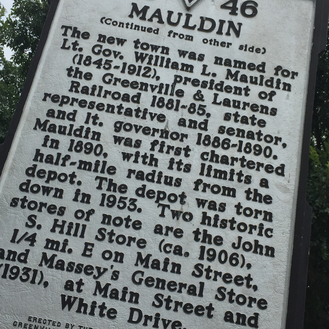 Mauldin SC