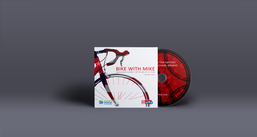 Promotional_Bike with Mike CD