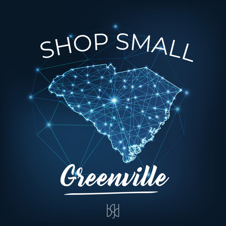 Bright Graphic Design creates a campaign to support Small Business in the Upstate