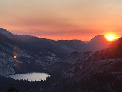 Backpacking Yosemite!__#vidakombucha #or