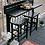 Thumbnail: The Balcony Bar - Black