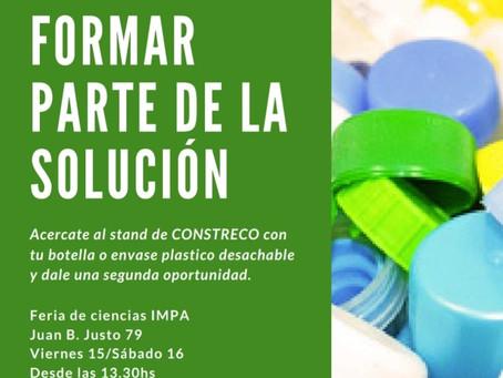 CONSTRECO - Proyecto de reciclaje de plásticos
