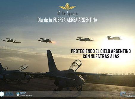 Dia de la Fuerza Aerea Argentina