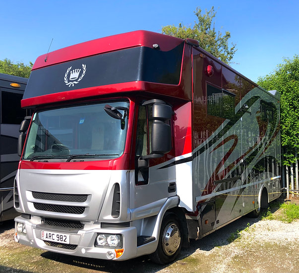 Lehel by Alexanders Virage Iveco 7.5T - 2011 Chassis 2018 Build