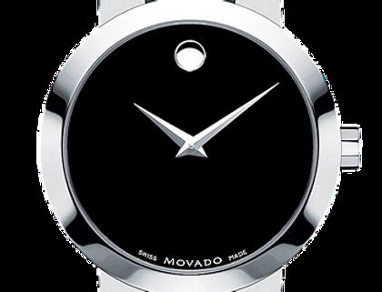 Movado Verto Black PVD Stainless Steel Men's Watch 0606373