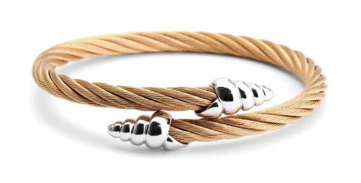 BANGLE CELTIC COQUILLE Ref. 04-221-1255-0