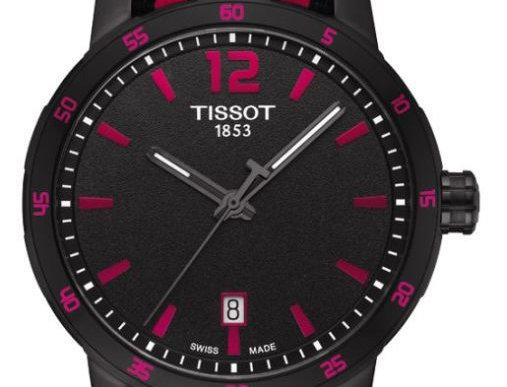 Tissot Quickster Nato Men's Watch Ref. T095.410.37.057.01