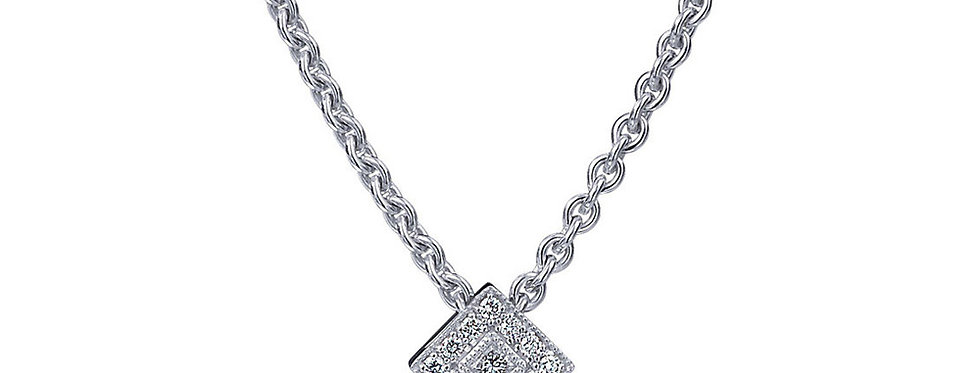 Alor White Gold Necklace Ref. 08-08-6014-11