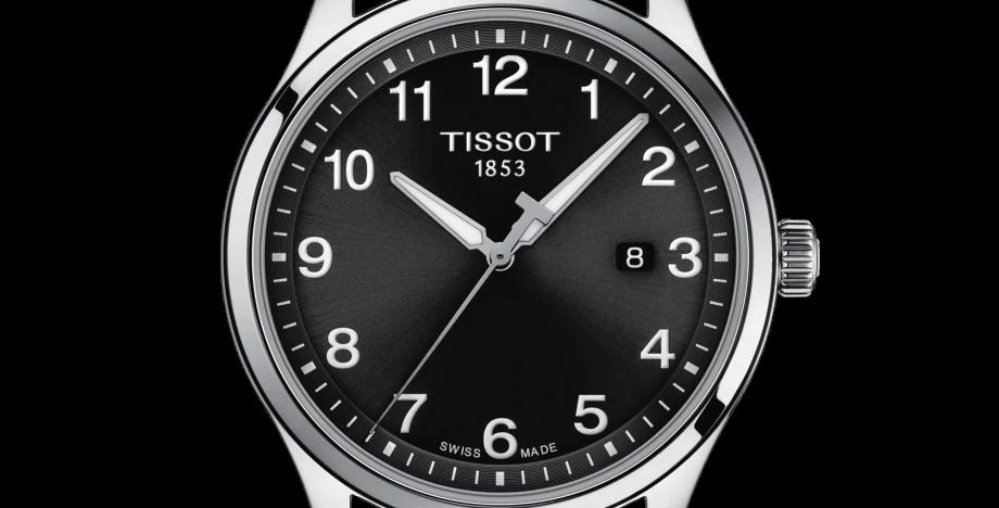 Tissot Gent XL Men's Watch Ref. T116.410.16.057.00