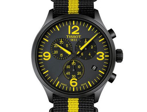 Tissot Tour De France Men's Watch Ref. T116.617.37.057.00