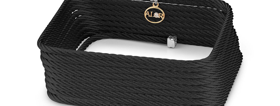 Alor Black Bangle Ref. 04-52-0240-10