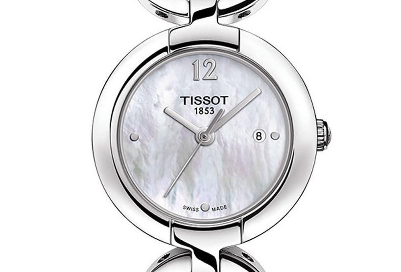 TISSOT  T-TREND PINKY LADIES WATCH Ref. T084.210.11.117.01