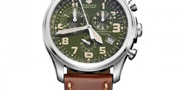 Victorinox Swiss Army Infantry Vintage Chrono Watch 241287