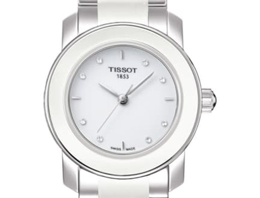 Tissot T-Trend Cera Ladies Watch Ref. T064.210.22.016.00