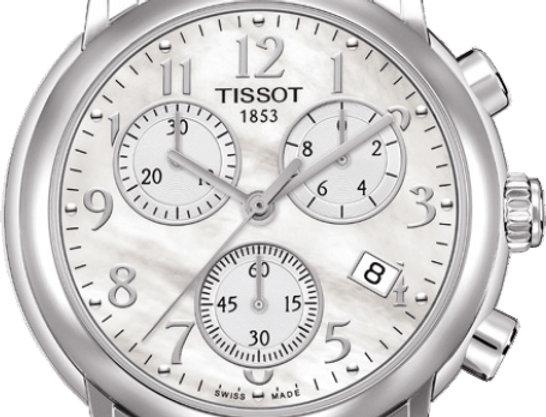 Tissot Dressport Ladies Watch Ref. T050.217.16.112.00