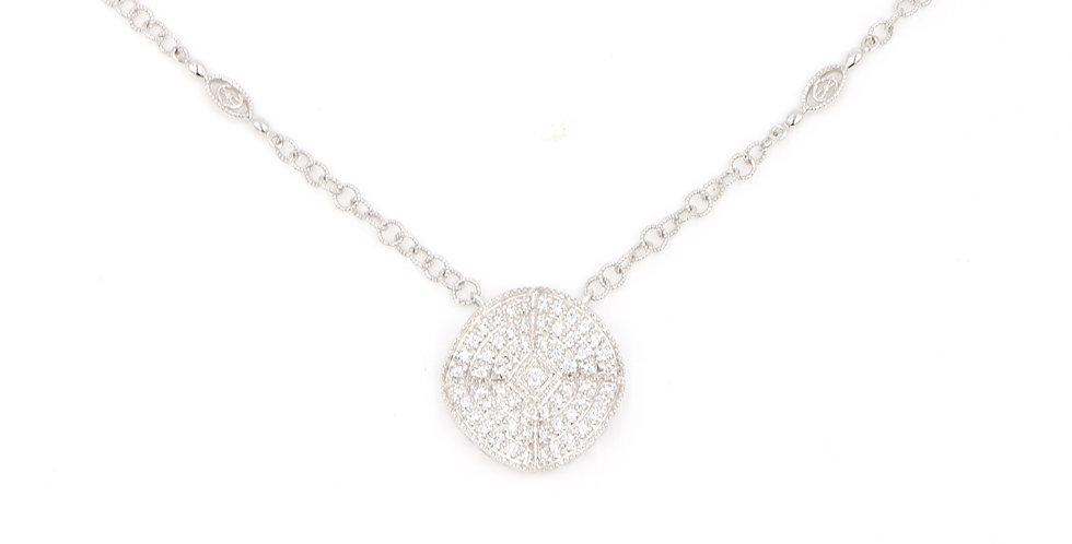 Alor 18k White Gold Necklace Ref. 08-08-7212-11