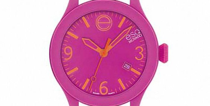 ESQ One Strap Fuchsia Watch Ref. 07301435