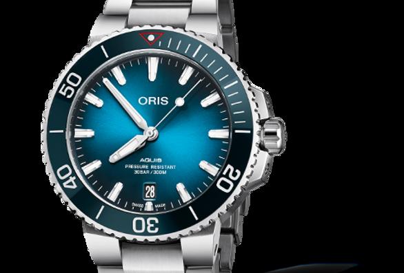 Oris Clean Ocean Limited Edition 39.50 MM 01 733 7732 4185-Set