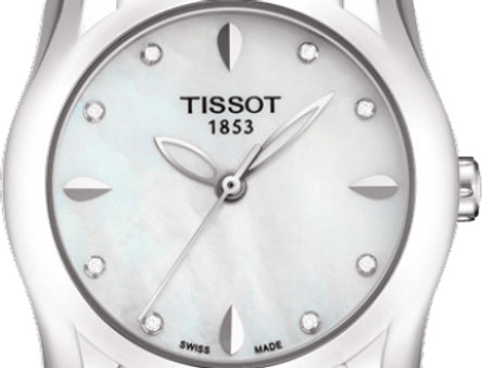 Tissot T-Wave Ladies Watch Ref. T023.210.11.116.00