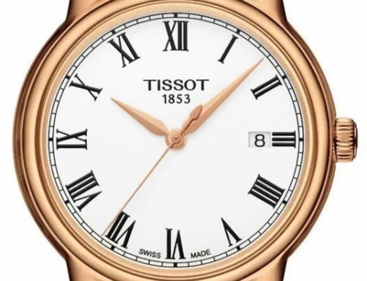 Tissot T-Classic Carson Men's Watch Ref. T085.410.36.013.00