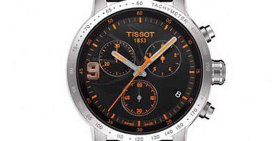 TISSOT PRC 200 LIMITED EDITION TONY PARKER NUMBER 9 WATCH T055.417.16.057.01