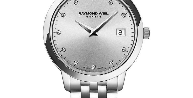 RAYMOND WEIL TOCCATA Ref. 5388-ST-65081