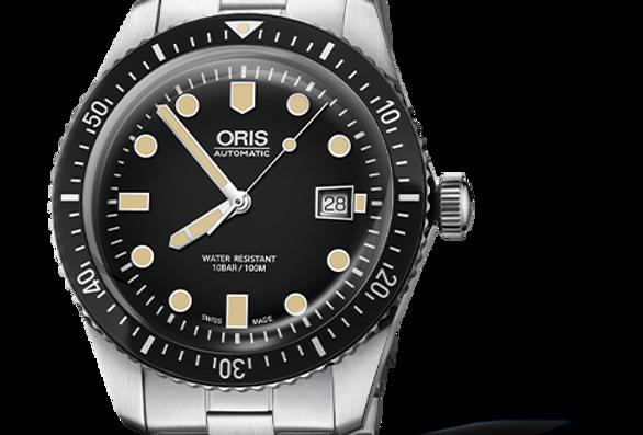 ORIS Divers Sixty-Five 42mm Men's Watch 01 733 7720 4054-07 8 21 18