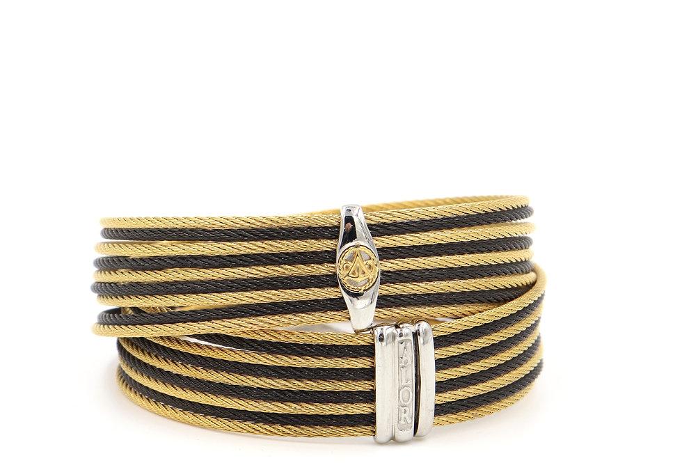 Alor Bangle Wrap Cable Bracelet Ref. 04-58-0500-00
