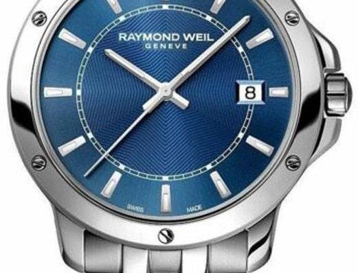 RAYMOND WEIL TANGO Ref.5591-ST-50001