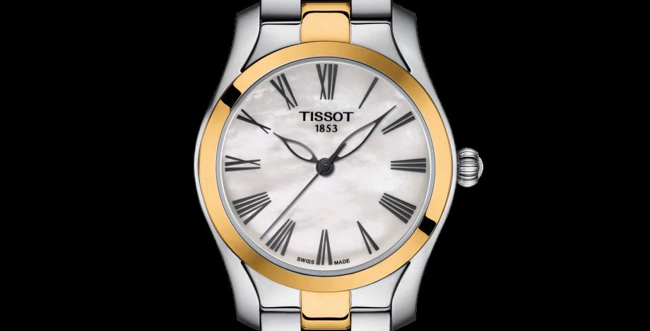 TISSOT T-WAVE LADIES WATCH Ref. T112.210.22.113.00