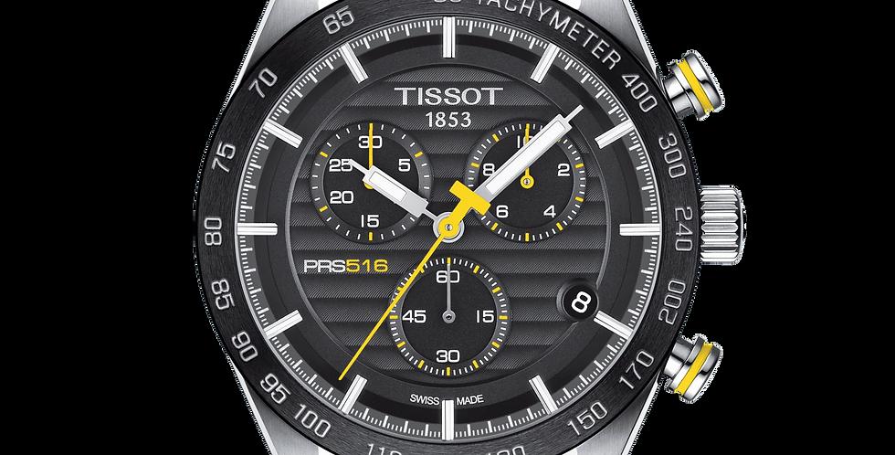TISSOT PRS 516 CHRONOGRAPH WATCH T1004171105100