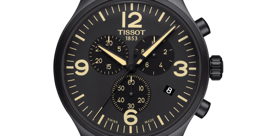 Tissot Chrono XLMen's Watch Ref. T116.617.36.057.00