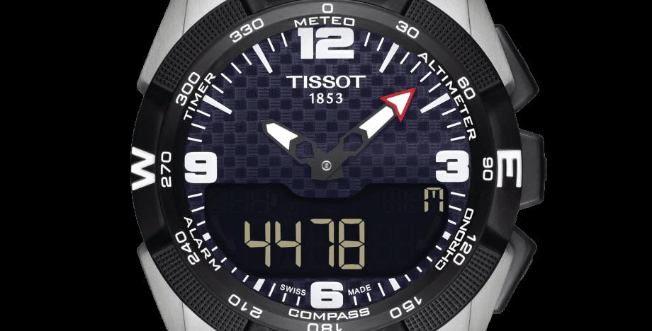Tissot T-Touch Expert Solor NBA Men's Watch Ref. T091.420.47.207.01