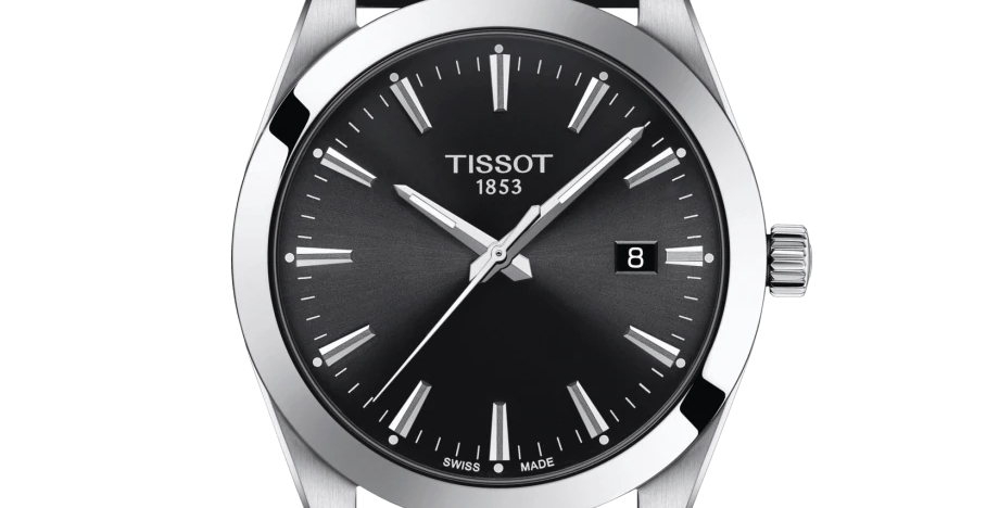 Tissot Gentlemen's Men's Watch Ref. T127.410.16.051.00