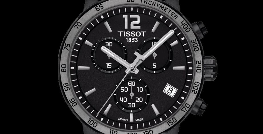 Tissot Quickster Men's Watch  Ref. T095.417.36.057.02