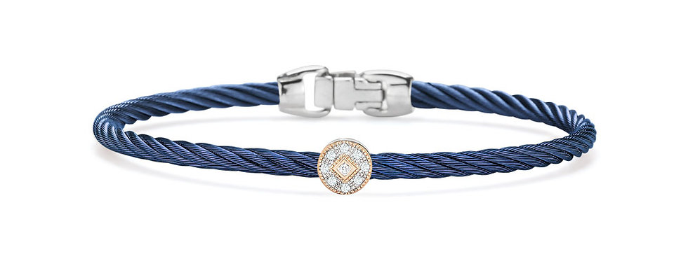 Carnation Cable Essential Stackable Bracelet Ref. 04-25-S914-11