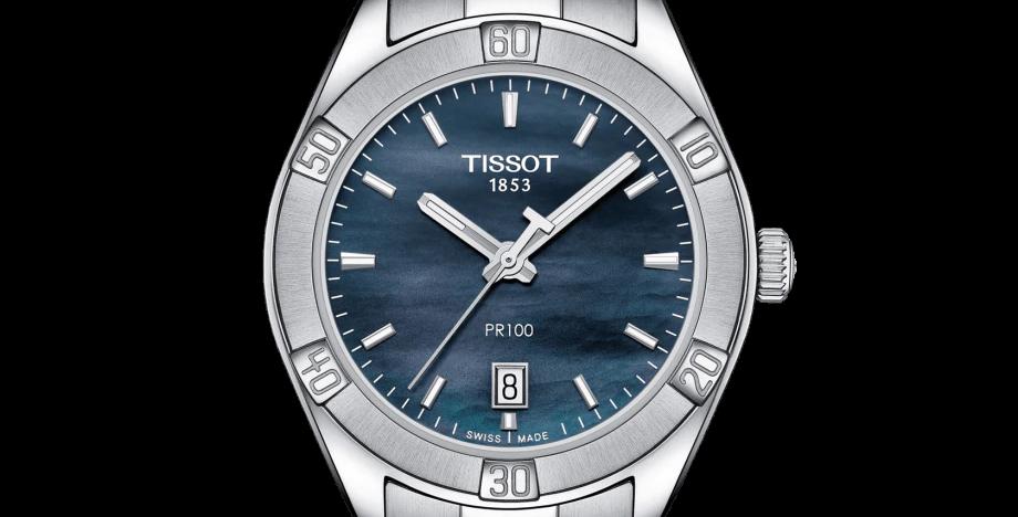 Tissot PR 100 Sport Chic Ladies Watch Ref. T101.910.11.121.00