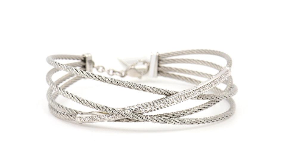 Alor Wrap Bangle Bracelet Ref. 04-32-S407-11