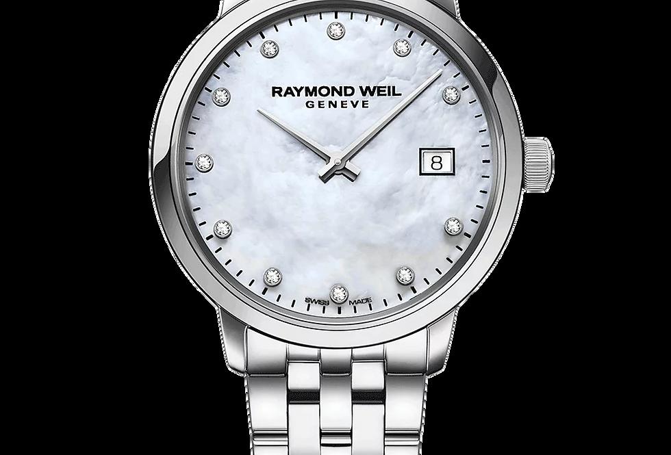 RAYMOND WEIL TOCCATA Ref. 5988-ST-97081