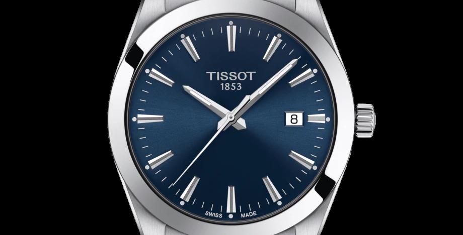 Tissot Gentleman Men's Watch Ref. T127.410.11.041.00