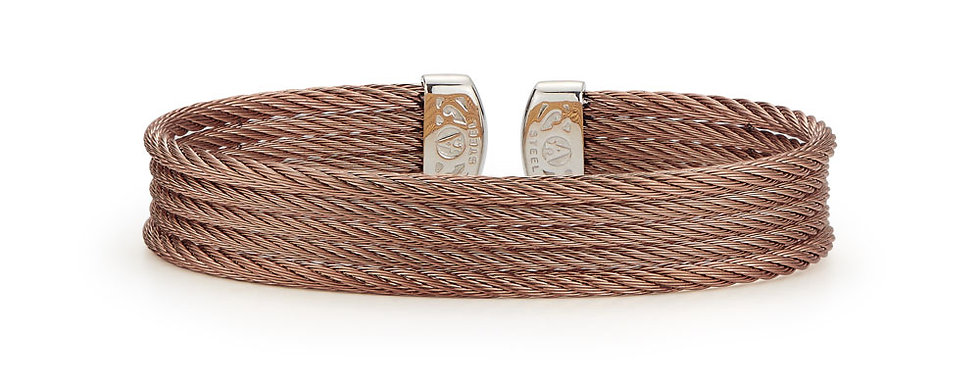 Alor Bronze Cable Mini Cuff Ref. 04-55-0605-00