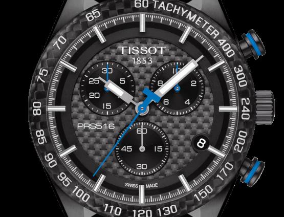 TISSOT PRS 516 CHRONOGRAPH WATCH T100.417.37.201.00
