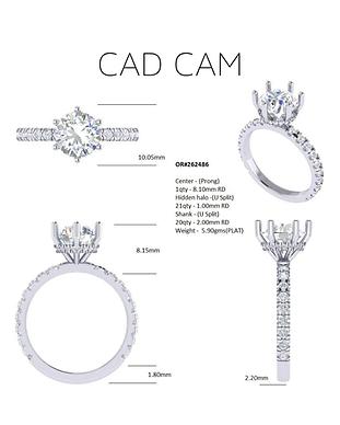 CAD CAM CUSTOM DESIGN