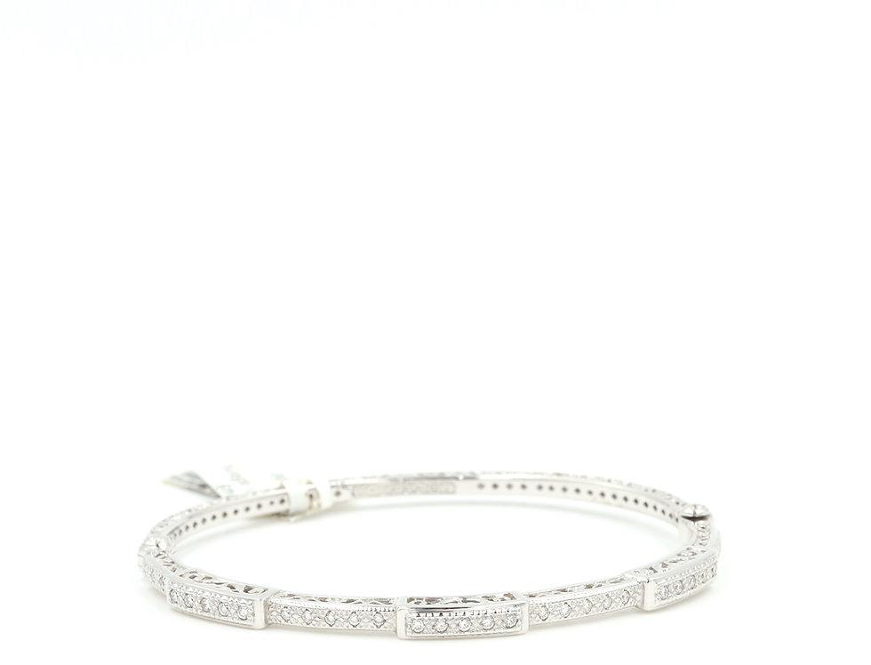 Alor 18k White Gold Bracelet Ref. 04-08-0931-11