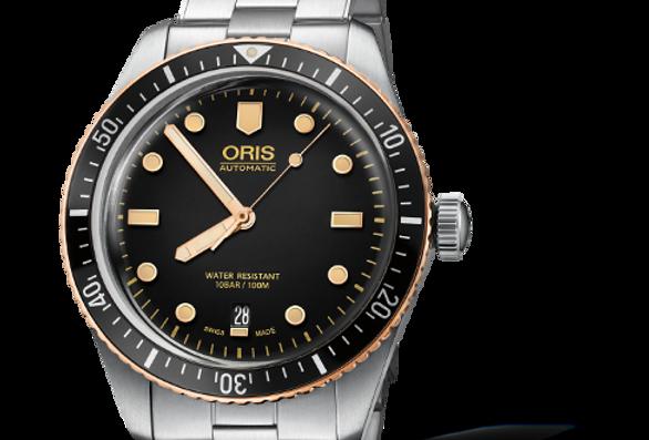 ORIS Divers Sixty-Five 40mm 01 733 7707 4354-07 8 20 18
