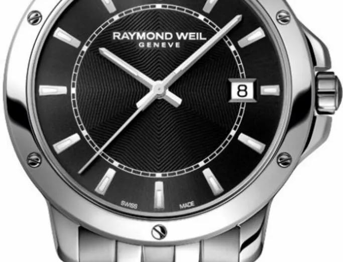 RAYMOND WEIL TANGO Ref. 5591-ST-20001