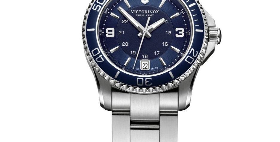 Victorinox Swiss Army Maverick Small Blue Dial Watch 241609