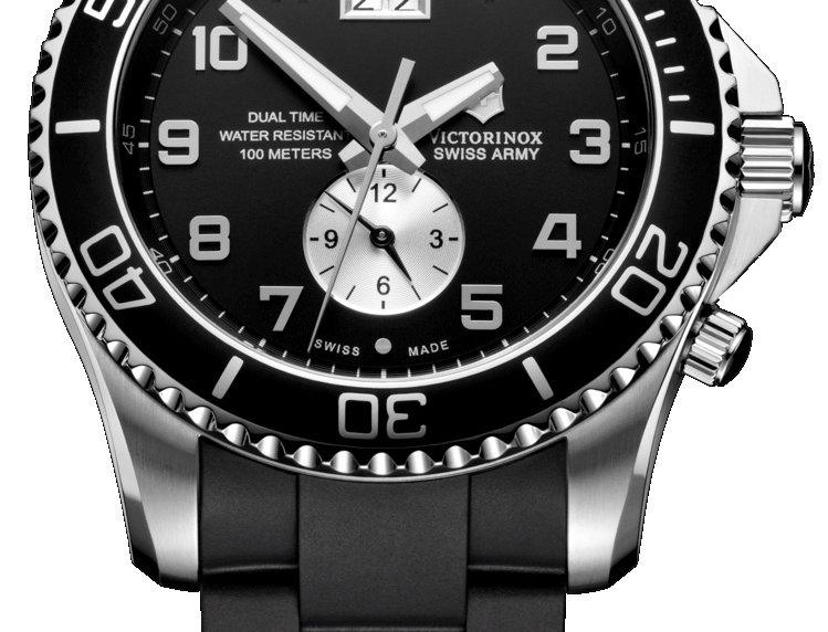 Victorinox Swiss Army Maverick GS Dual Time Watch 241440