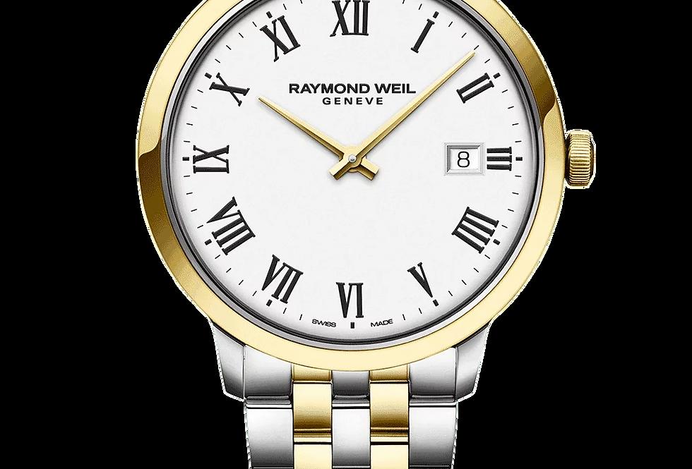RAYMOND WEIL TOCCATA Ref.  5488-STP-003000